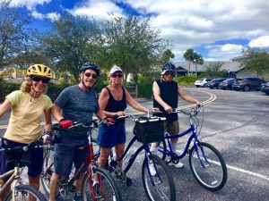 The Legacy Trail and Venice Waterway Trail