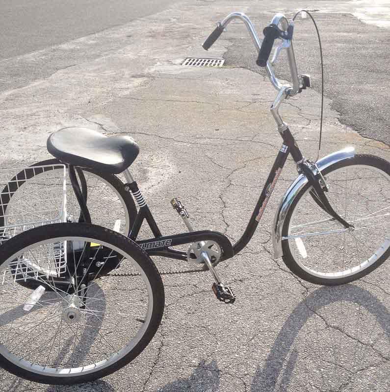 Adult 3-Wheeled Trike